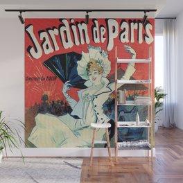 1890 Jardin De Paris Night Party Wall Mural