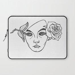 End Of Daze Laptop Sleeve