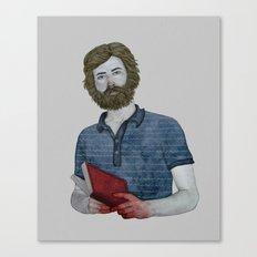Icaro Canvas Print