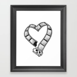 Love of Photography Framed Art Print