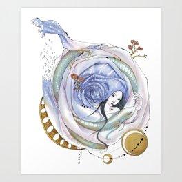 Hypnos Art Print