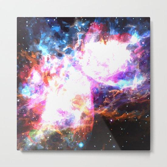 Supernovae Metal Print