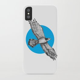 Flying Hawk iPhone Case