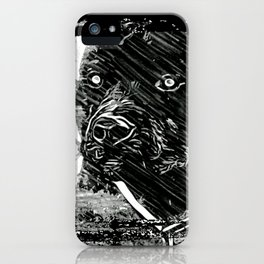 Pit Bull Models: Khan 02-02 iPhone Case