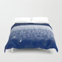 ice Duvet Covers featuring ICE by Lori Anne Photography