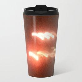 Abstracte Light Art in the Dark 19 Travel Mug