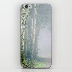 Foggy Trails iPhone & iPod Skin