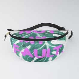 Fault! Fanny Pack