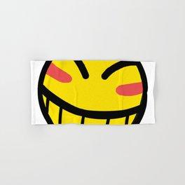 Cowboy Bebop - Hacker Smile Hand & Bath Towel