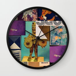 Interface 5 Wall Clock