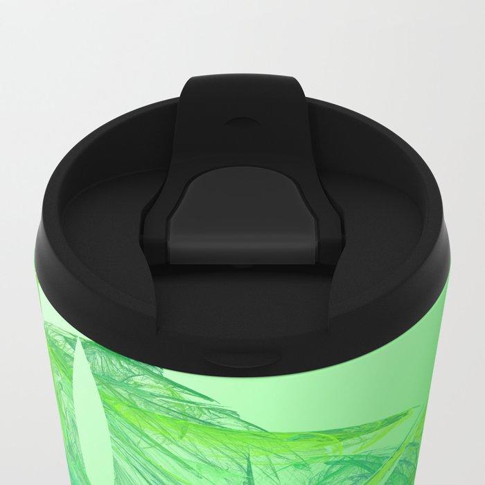 Vegetable Metal Travel Mug
