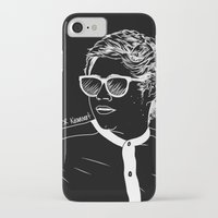 niall iPhone & iPod Cases featuring Niall by andjustlove