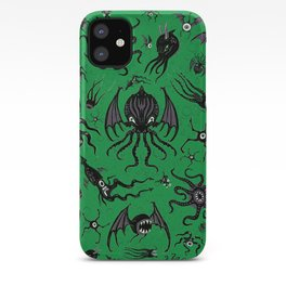 Cosmic Horror Critters iPhone Case
