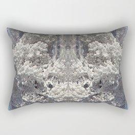 snowy beasty Rectangular Pillow