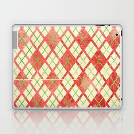 Vintage Wrapping Paper Laptop & iPad Skin