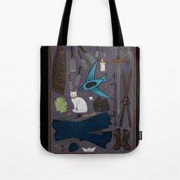 Sabriel tool kit Tote Bag