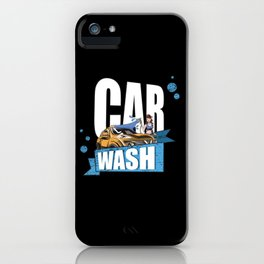 Let Your Car Shine iPhone Case