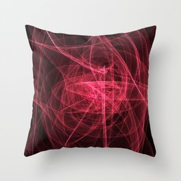 Summer lines 18 Throw Pillow