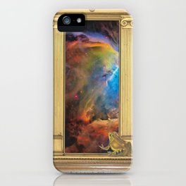 Godspeed Stephen Hawking iPhone Case