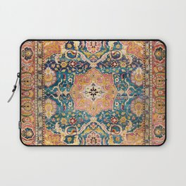 Amritsar Punjab North Indian Rug Print Laptop Sleeve