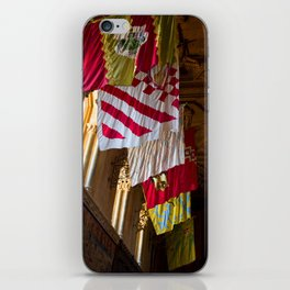 Ornate Diplomacy iPhone Skin