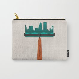 Jacksonville Brayer Carry-All Pouch