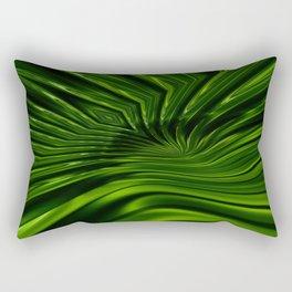 green Energy Rectangular Pillow