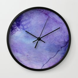 Purple Heart 2016 Wall Clock