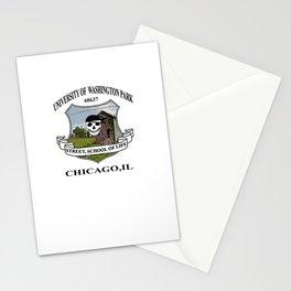 Washington Park Chicago University Stationery Cards