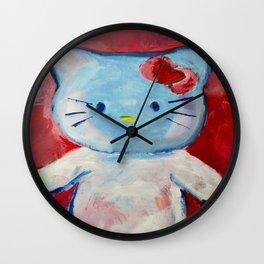 HKitty Wall Clock