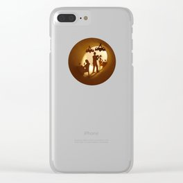 Restaurant Clear iPhone Case