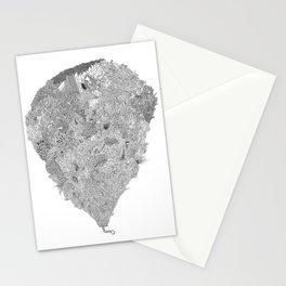 Lucky Rabbit's Foot Stationery Cards