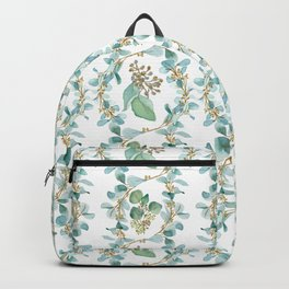 Deluxe Eucalyptus Backpack