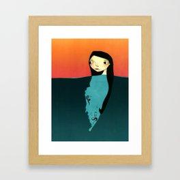 subconscious Framed Art Print