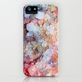 Painted Crystal iPhone Case