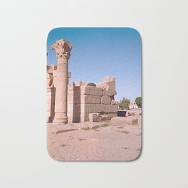Temple of Dendera, no. 4 Bath Mat