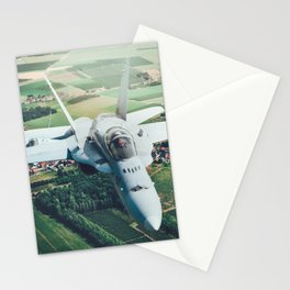 A pair of Hornets Stationery Cards