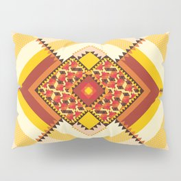 GEO CASHEW 2  Pillow Sham