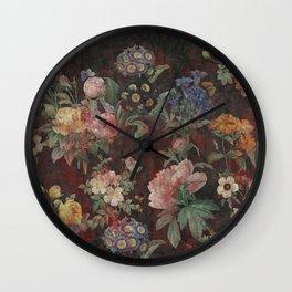 Old Fancy Wall Clock