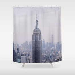 Empire State Building – New York City Shower Curtain