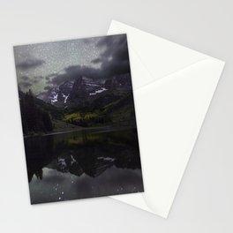 Nighttime Reflection Stationery Cards