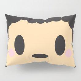Black Sheep Block Pillow Sham