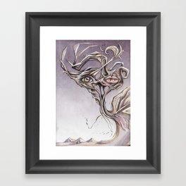Glazz Framed Art Print