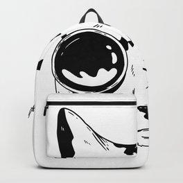 Googles Cat Backpack