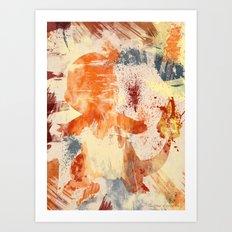 Charrrmander Art Print