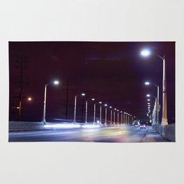 Last Lights Downtown. Rug