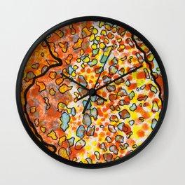 2, Inset B Wall Clock
