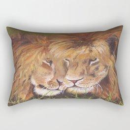 Bromance Rectangular Pillow