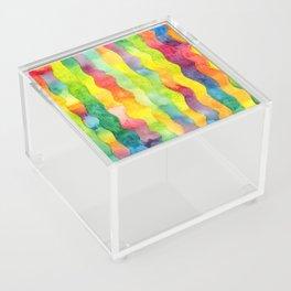 Rainbow dream Acrylic Box