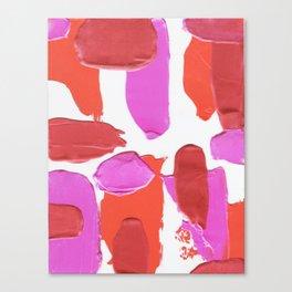 brushstrokes1 Canvas Print
